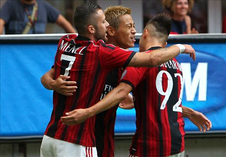 Menez: I joined Milan to win silverware