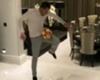 VIDEO - Terry gioca con i figli... passaggi di prima in salotto!