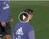 VÍDEO: Cristiano entrena pensando en el Valencia