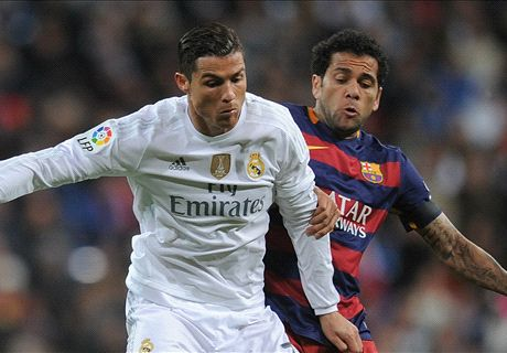 Alves onthult waarheid achter ruzies Ronaldo