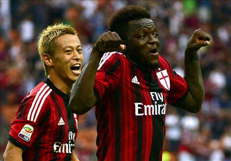 Inzaghi's Milan era starts with a bang