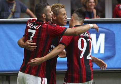 Player Ratings: AC Milan 3-1 Lazio