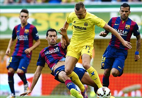 Betting Preview: Barcelona - Villarreal