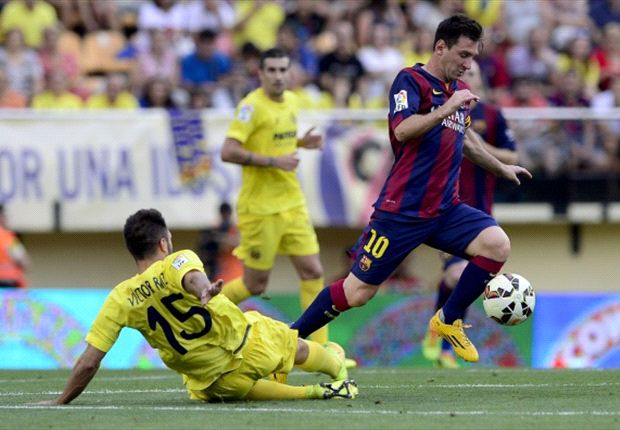 Villarreal 0-1 Barcelona: Sandro snatches victory for visitors
