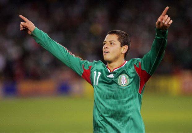 El delantero mexicano aterriza en el Bernabéu
