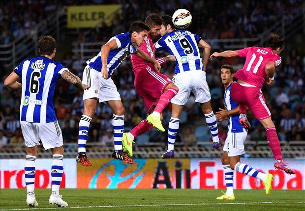 Real Sociedad 4-2 Real Madrid: David Zurutuza fuerza el desastre blanco