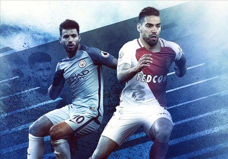 LIVE: Manchester City vs Monaco