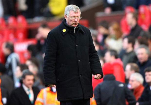 Son Darren Claims Sir Alex Ferguson Could Leave Manchester United In 2010