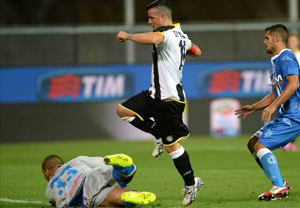Serie A Team of the Week: Di Natale double gets season off to a flyer