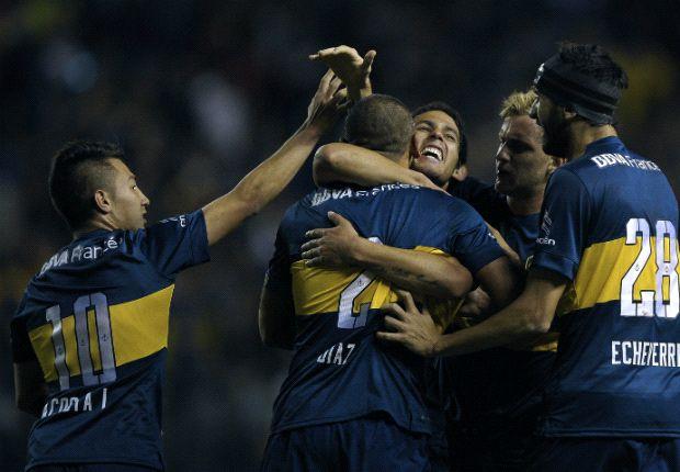 El Xeneize viene de ganarle 3-1 a Vélez