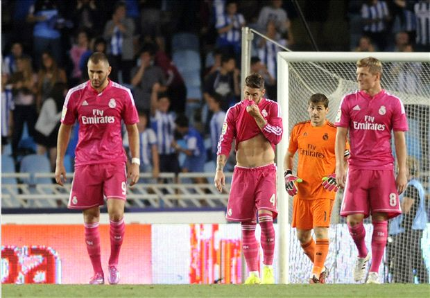 Madrid must rebuild again after a Real debacle