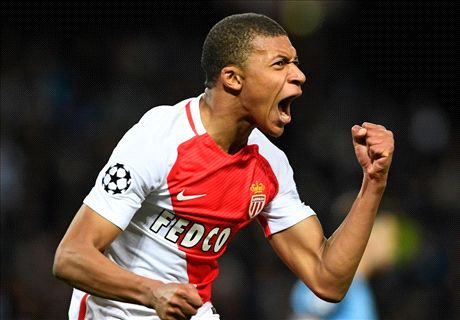 RUMORS: City preps record Mbappe bid