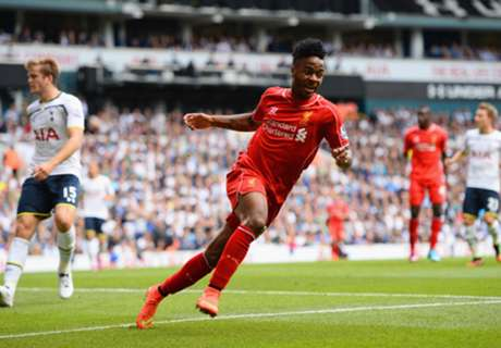 Sterling wants long Liverpool stay