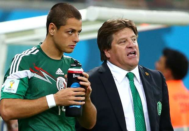 Good luck at Real Madrid, Hernandez - Herrera