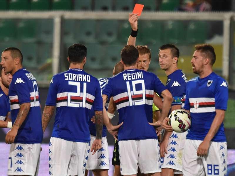 Punto Sampdoria - A Palermo si salva solo il carattere