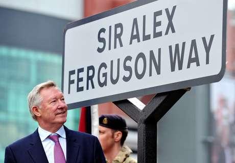 Ferguson Sindir West Ham