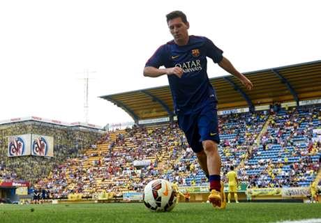 Entre Barcelona y la Selección