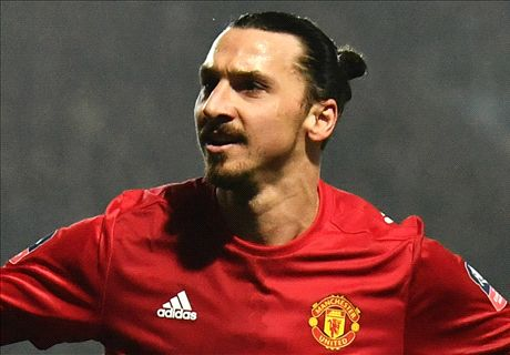 'Ibrahimovic is playing? Sh*t!'