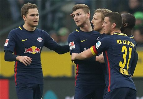 RB Leipzig face Champions League ban
