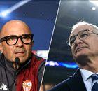 Sevilla y Leicester: la metamorfosis