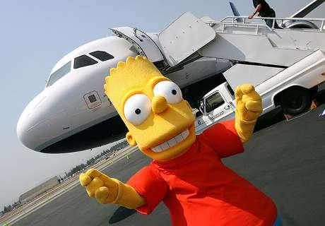 Le Zenit frappe fort lors du mercato et recrute... Bart Simpson !
