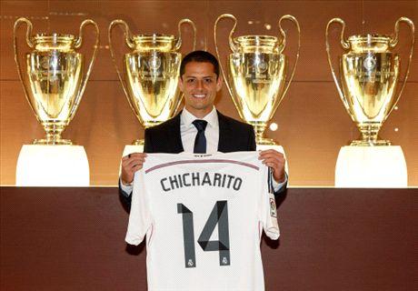 'Madrid move a dream come true'