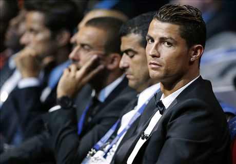 Ronaldo: I can't say what I really think