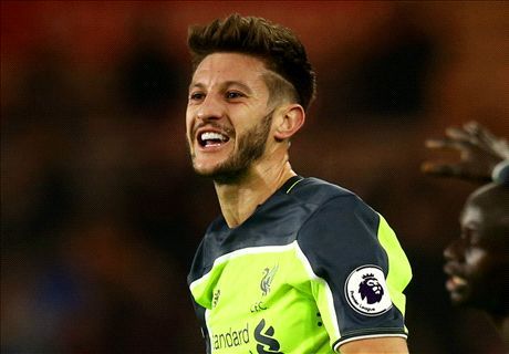 Lallana signs bumper new Liverpool deal