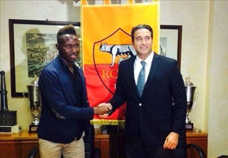 Ufficiale - Roma, arriva Yanga-Mbiwa