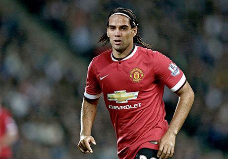 Falcao Joins United