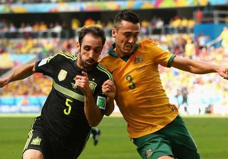 Davidson promises 'the Socceroos will attack Belgium'