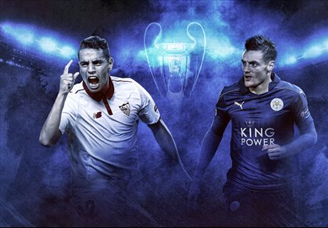 LIVE: Sevilla vs Leicester City