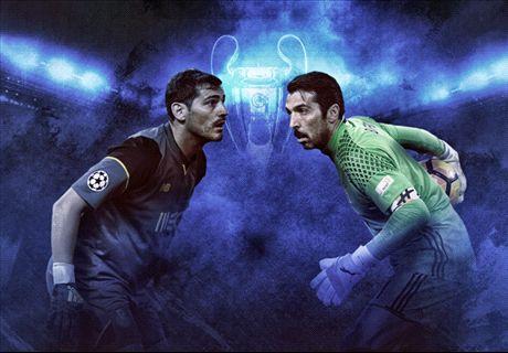 EN VIVO: Porto 0-0 Juventus
