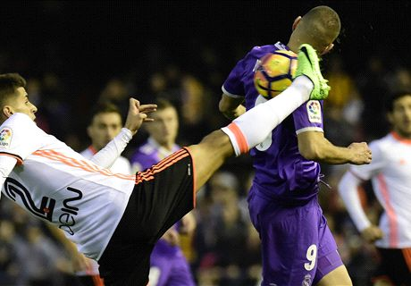 AO VIVO: Valencia 2 x 1 Real Madrid