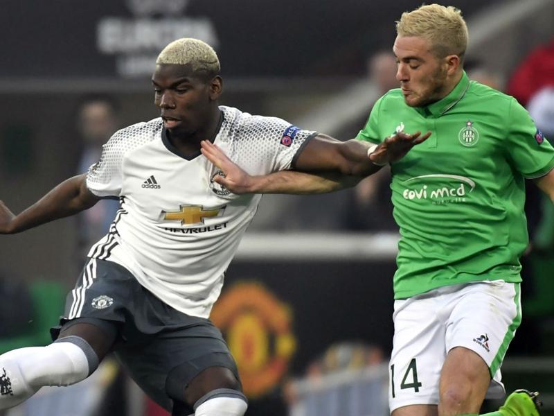 Saint-Etienne-Manchester United (0-1), la montagne était trop haute pour l'ASSE