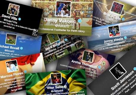 Meet the A-League's Twitter All-Stars