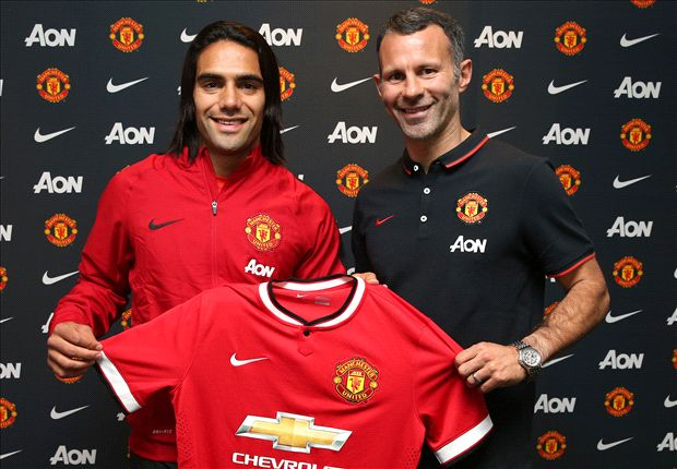 Where will Falcao and Blind fit in at Manchester United?