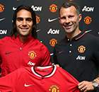 Where will Falcao and Blind fit in?