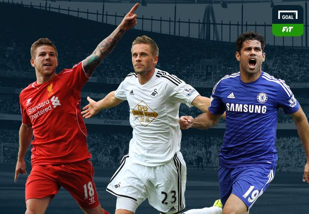 Matic & Costa star in Goal Fantasy Football Team of the Week