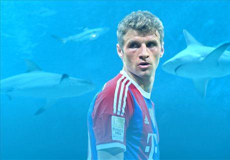 Muller: Football is a shark tank