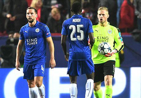 Sevilla spaart Leicester met zuinige zege