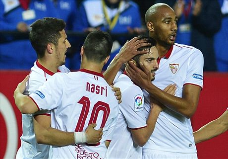 Jovetic instrumental in Sevilla victory