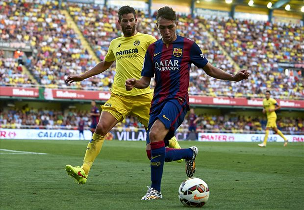 El Haddadi: Playing with idol Messi like winning the lottery