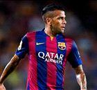 'Dani Alves still wants Barca stay'