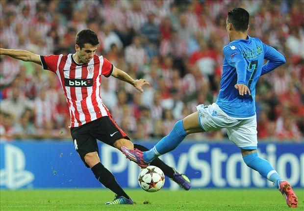 Markel Susaeta: El Athletic todavía no ha tocado techo