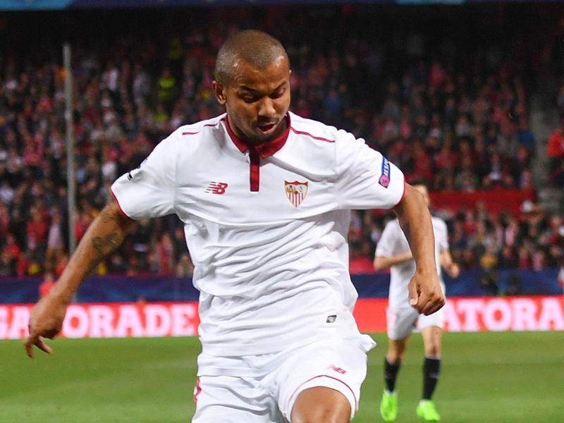 Sevilla's Mariano joins Brazil squad
