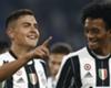 Cuadrado vive un carnaval en Juventus