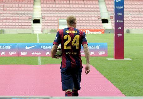 Las 24 operaciones de mercado del Barça
