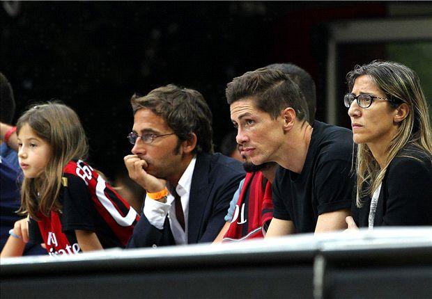 Torres: I want to define an era at AC Milan