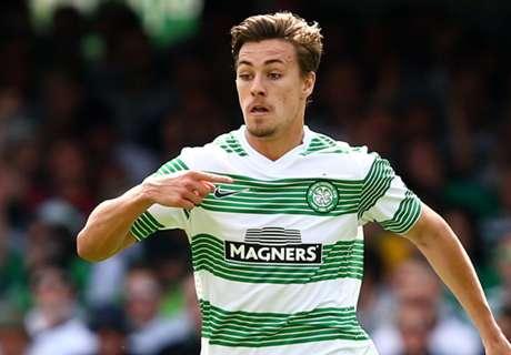 Celtic's Irvine joins Ross County on loan